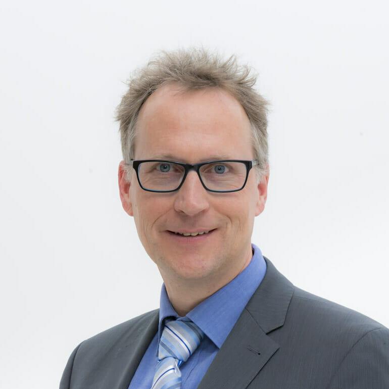 Dr. sc. techn. Christian Steiner