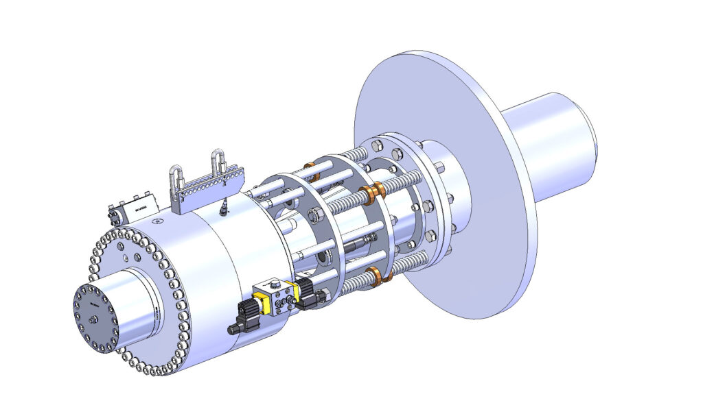 Shock Pulse Generator SPGr