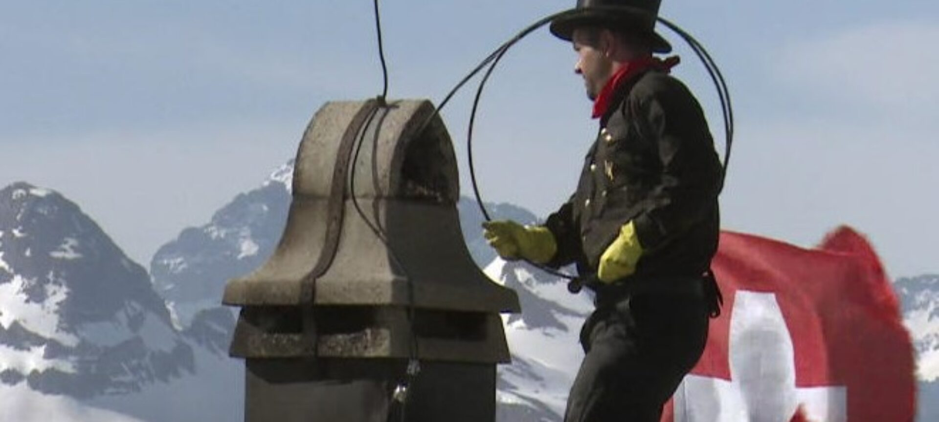 Kaminfeger in der Schweiz